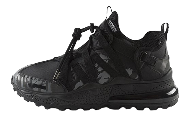 Maharishi x Nike Air Max 270 Bowfin Black Bonsai