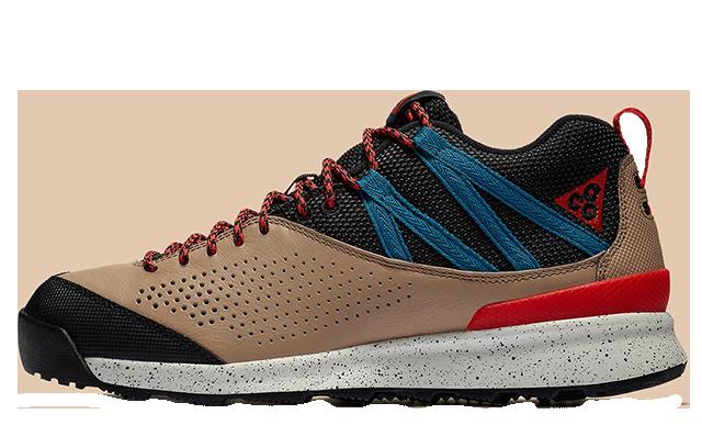 Nike ACG Okwahn II Desert Red 05