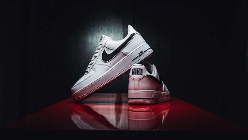 Nike Air Force 1 ´07 3   Weiss   Sneaker   AO2423 101
