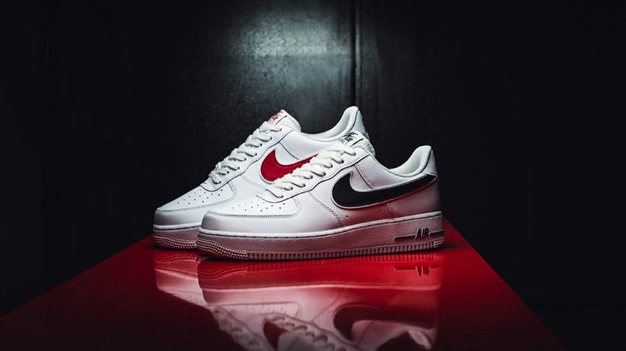 Nike Air Force 1 07 3 White Black