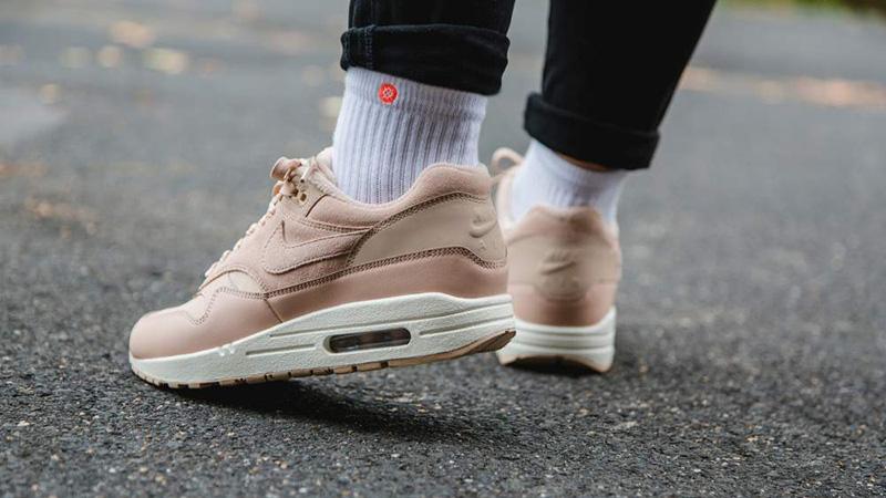 Nike Air Max 1 Premium | Gray | Sneakers | 875844 200