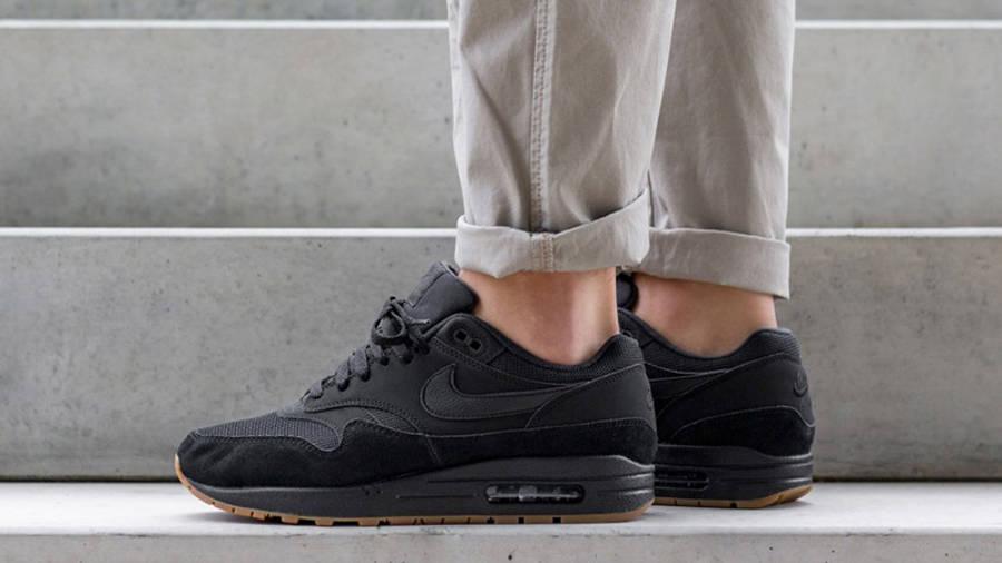 Nike Air Max 1 Premium Black Gum   Where To Buy   AH8145-007   The ...