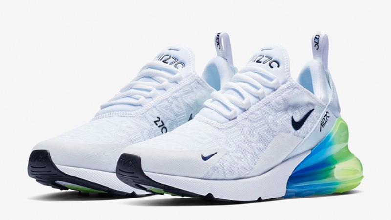 Nike Air Max 270 SE White