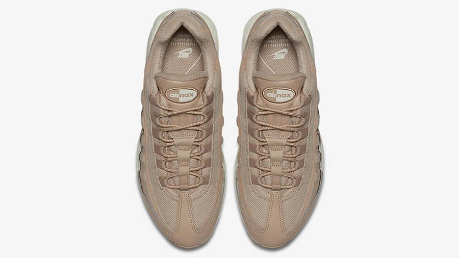 Nike Air Max 95 Premium Bio Beige Womens | Where To Buy | BV0309 ...