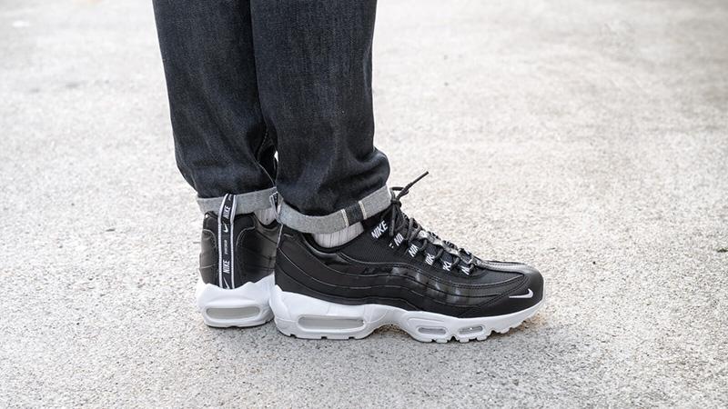 Nike Air Max 95 Premium Black Where