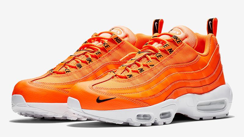 Nike Air Max 95 Premium Orange   Where