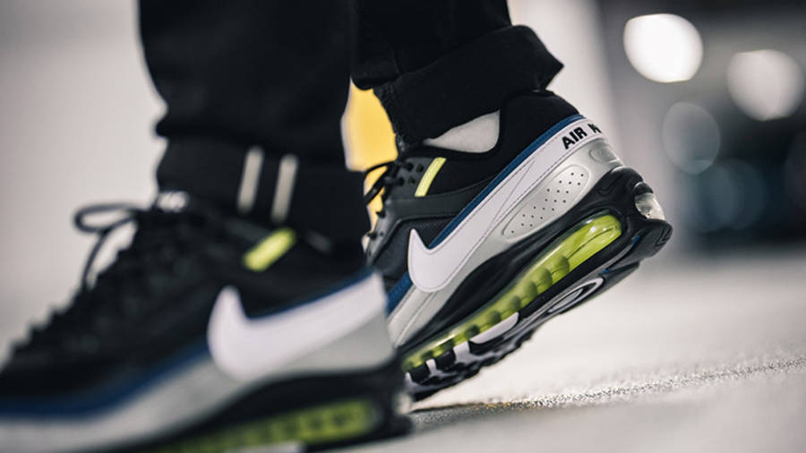 Nike Air Max 97/BW Black Silver | Where To Buy | AO2406-003 | The ...