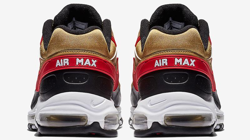 Nike Air Max 97BW Metallic Gold