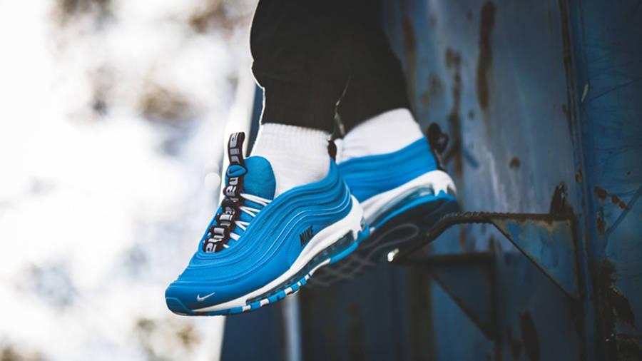 Nike Air Max 97 Premium Blue Hero | Where To Buy | 312834-401 ...
