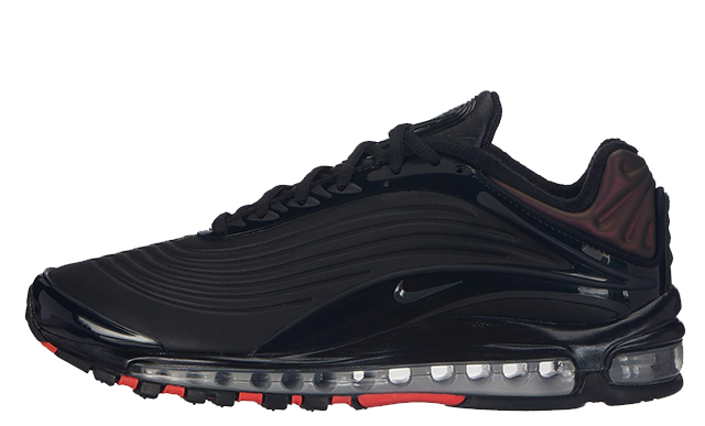 Nike Air Max Deluxe Black Red AO8284-001