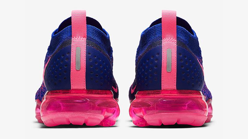 Nike Air VaporMax Flyknit 2.0 Racer Blue Pink