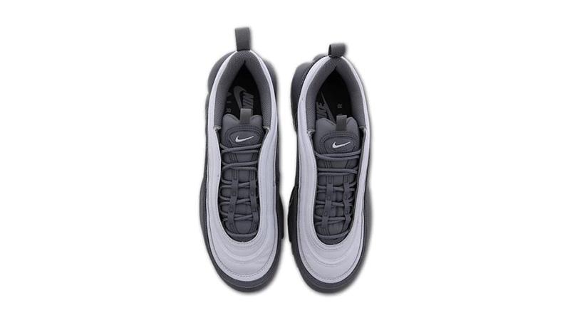 nike tuned 1 air max 97 grey black