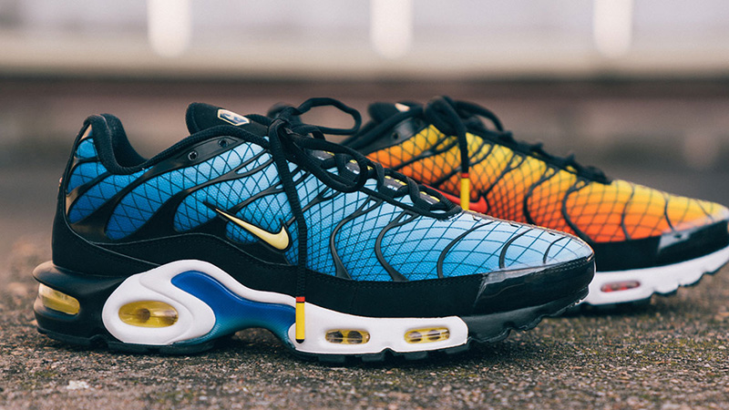 info for amazing price best selling Nike TN Air Max Plus Greedy Orange Blue