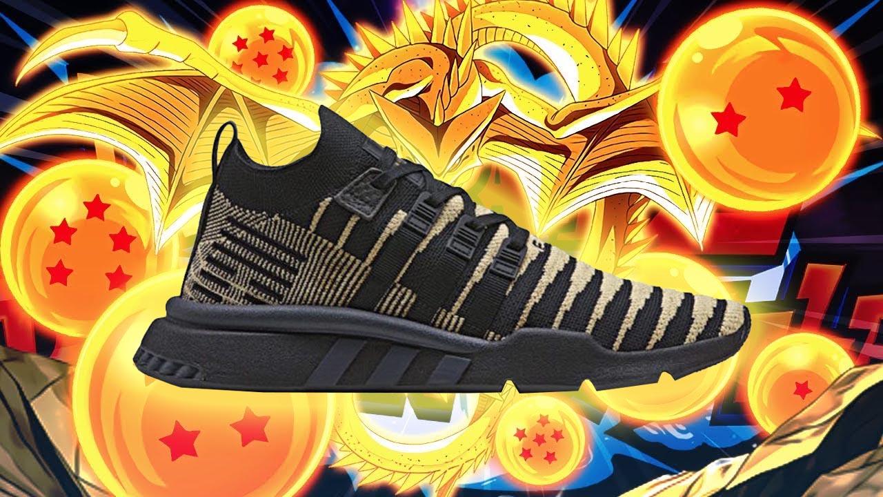 Another Look At The Dragon Ball Z x adidas Originals EQT