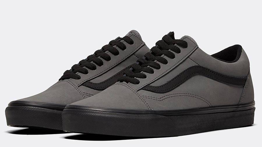 Vans Old Skool Grey Black | Where To