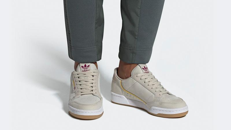 adidas Originals x TFL Continental 80 Brown Gum