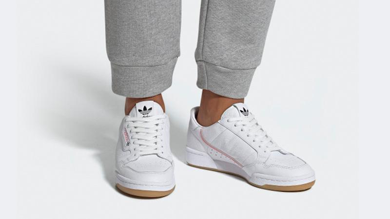 adidas Originals x TFL Continental 80 White Gum