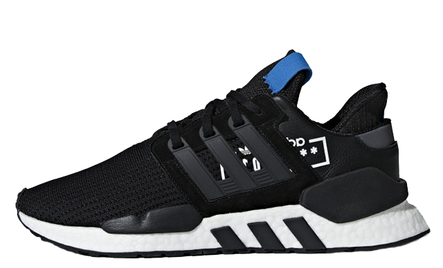 adidas EQT Support 91 98 Black Blue D97061