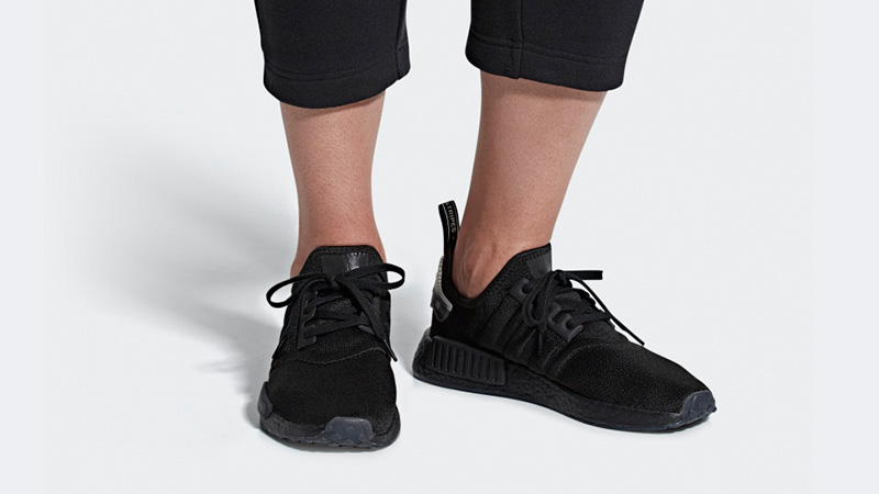 adidas NMD R1 Black   Where To Buy