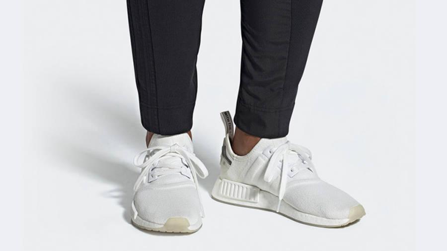 adidas NMD R1 White | Where To Buy