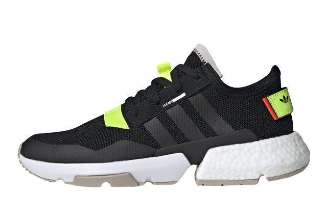 adidas POD S3 1 Traffic Warden Pack Black Volt BD7693