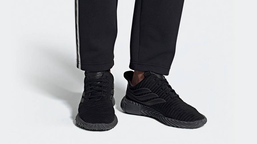adidas Sobakov Black | Where To Buy