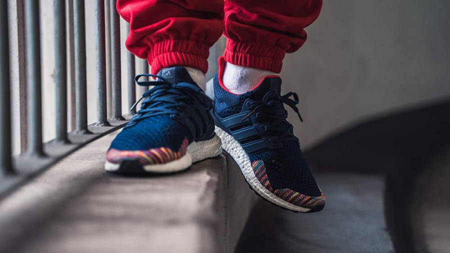 adidas Ultra Boost 1.0 Navy Multi | Where To Buy | BB7801 | The ...