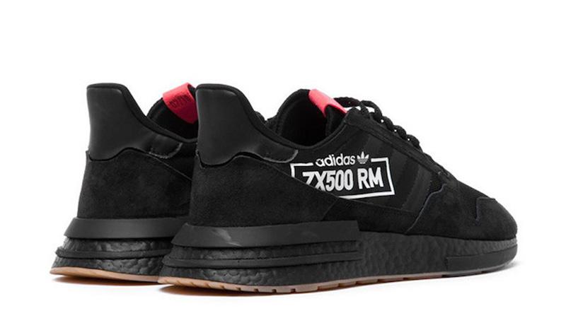 adidas ZX 500 RM Brand Print Black