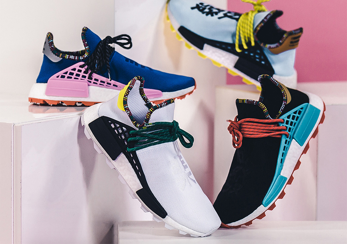 How Is The Pharrell Williams x adidas NMD Hu Inspiration