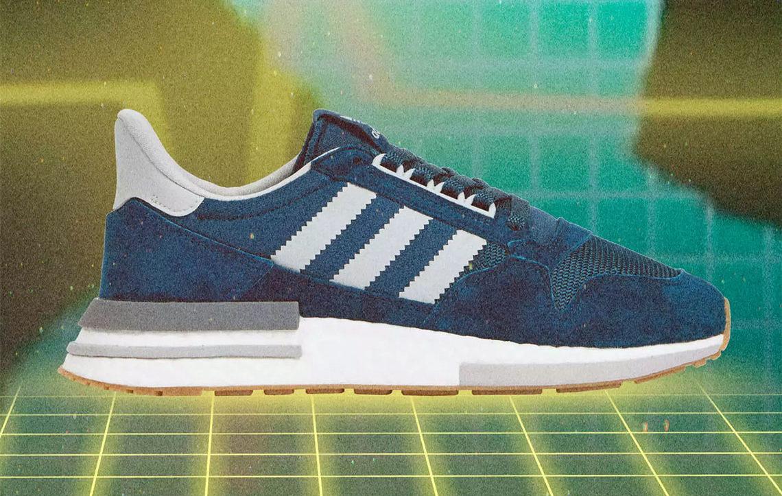 adidas retro sneaker zx 500