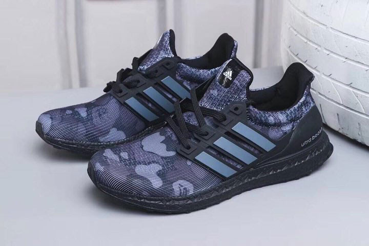 Sneak Peek: BAPE x adidas Ultra Boost   Sneakerworld.dk