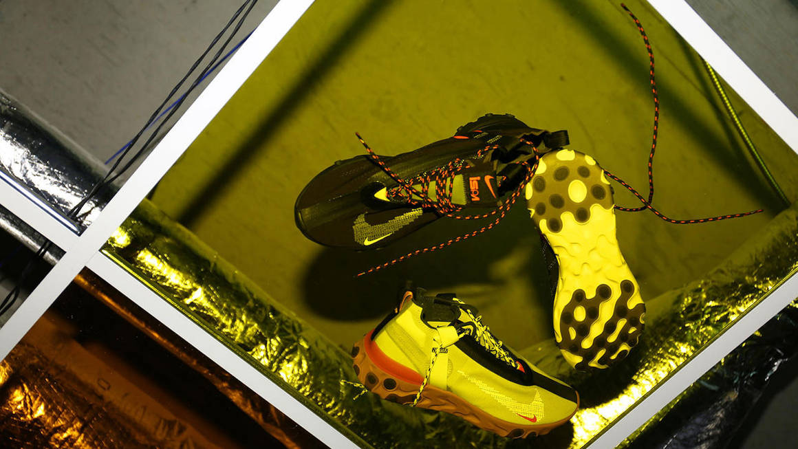 Nike Unveils The React Runner Mid WR ISPA