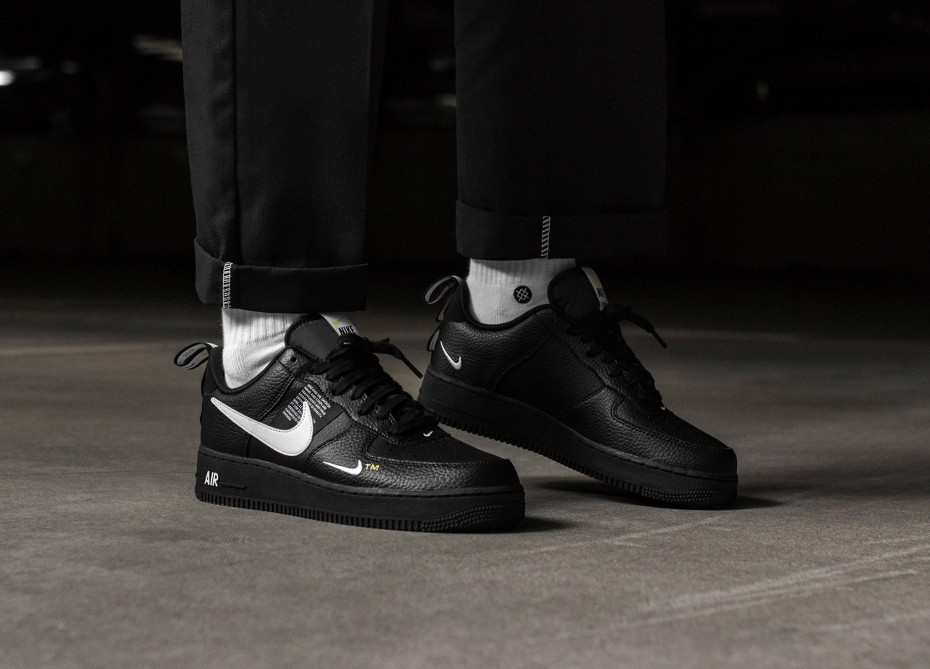 Mens NIKE Trainers 2019 Nike Sportswear Air Force 1 '07