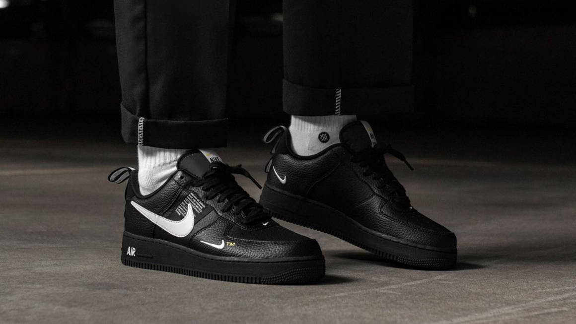 The Nike Air Force 1 Utility Pack