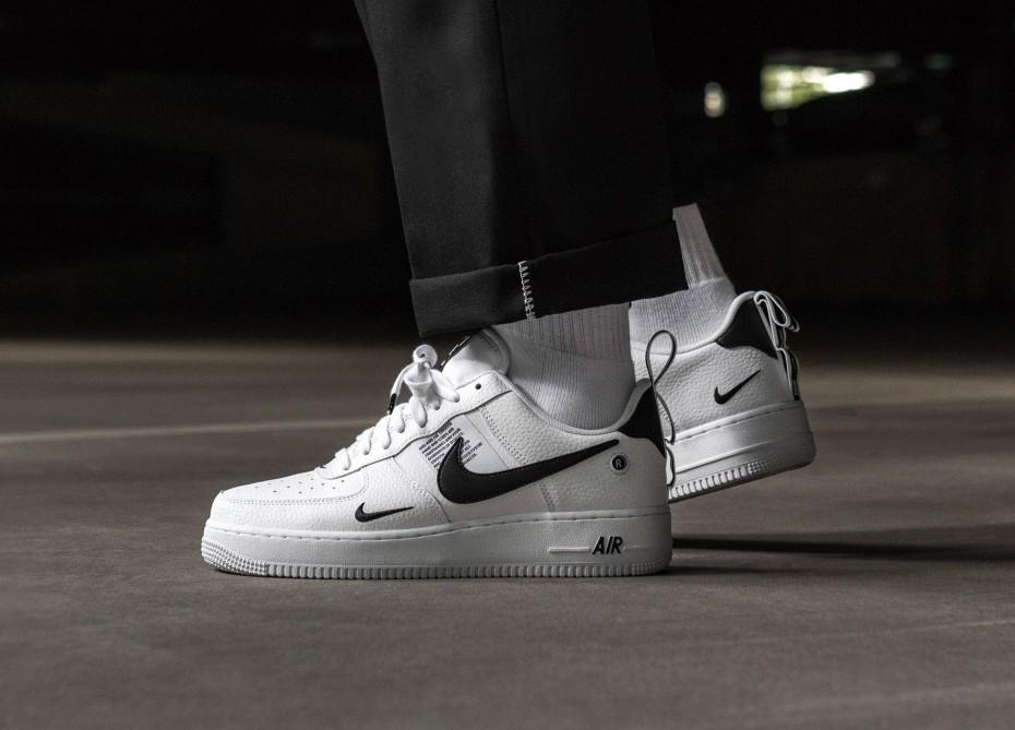 Nike Air Force 1 '07 Lv8 Utility Mens Aj7747 001 Size 12