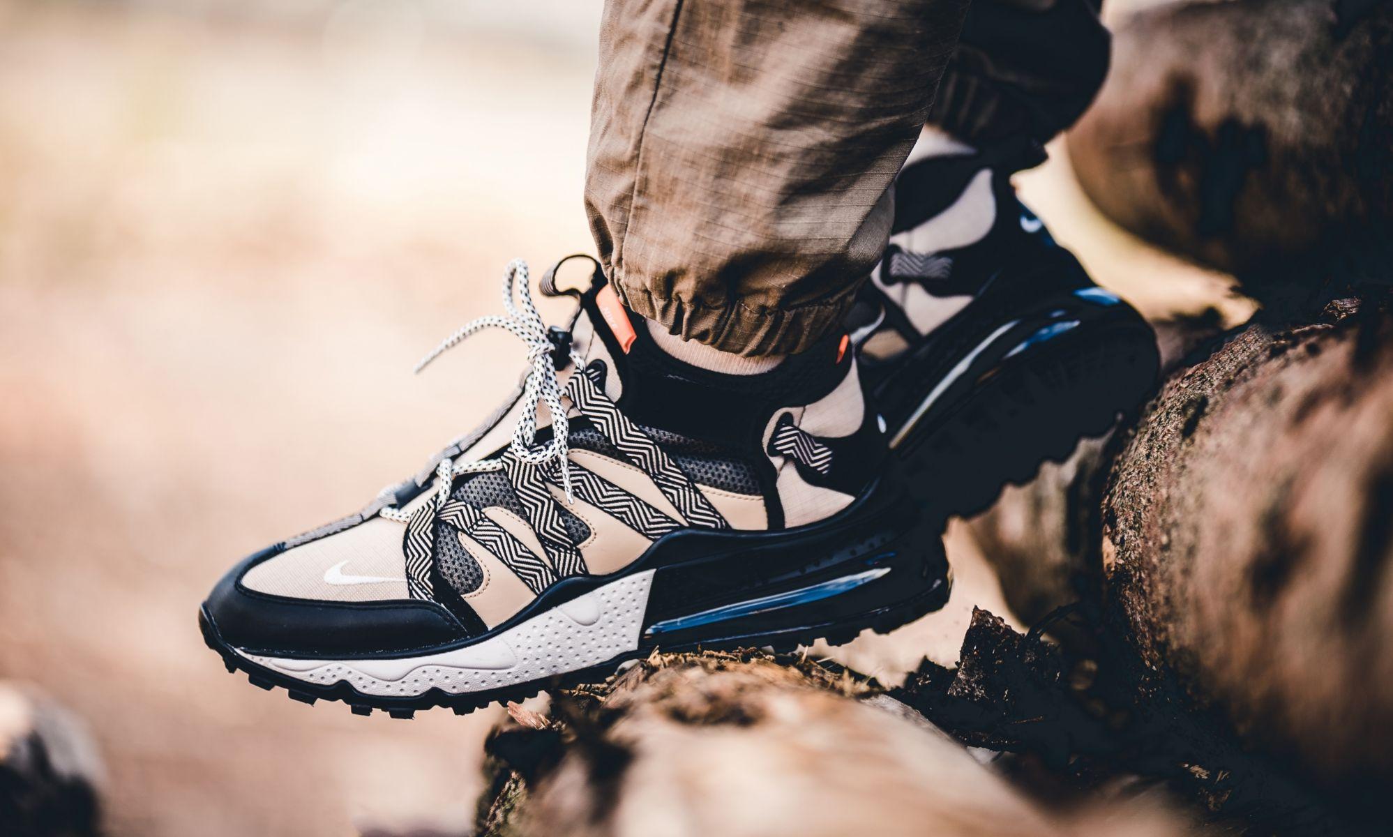 Nike Air Max 270 Bowfin 'Desert