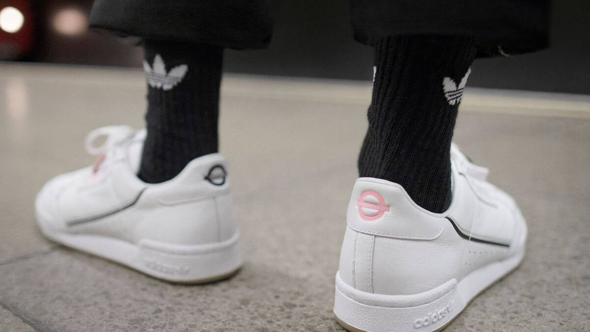 crítico vendedor Chicle  adidas Unveil Brand New TFL Continental 80s | The Sole Supplier