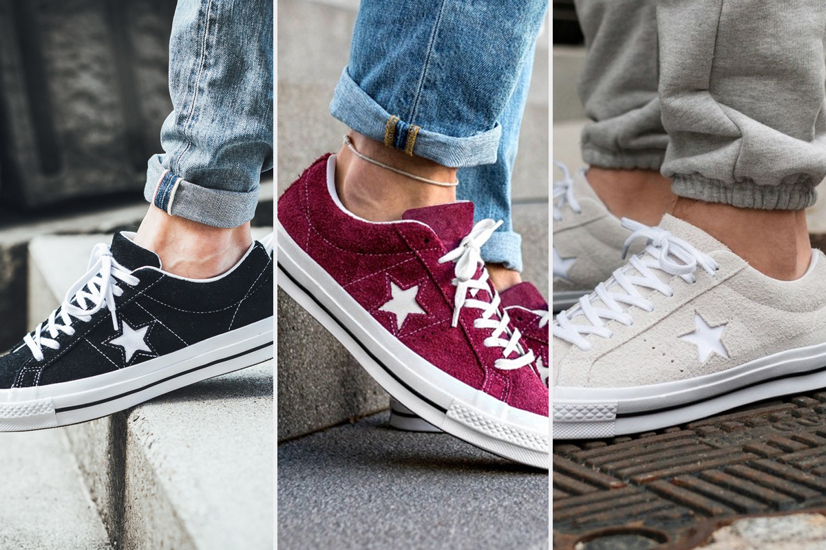 Take 50% Off Select Converse One Stars FOR TODAY ONLY!
