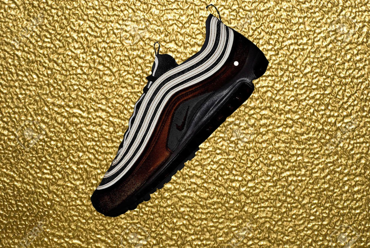 Don't Miss The Nike Air Max 97 'Gold
