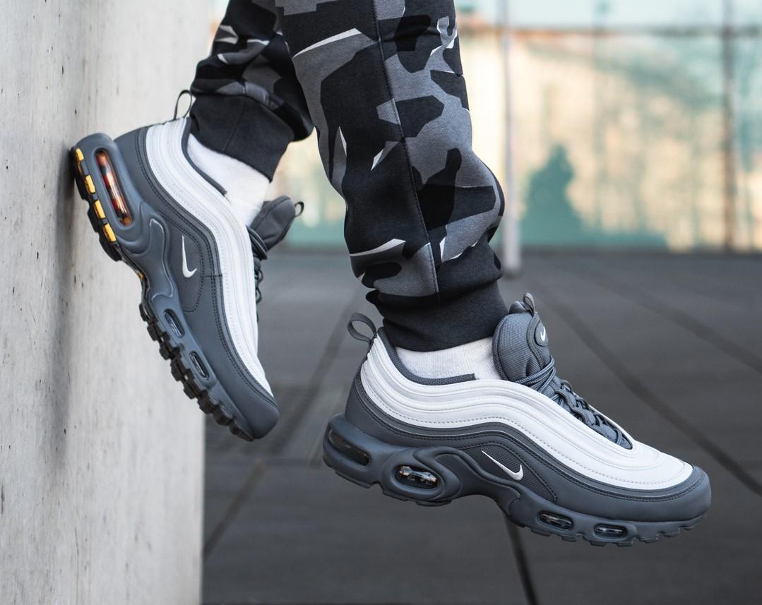 Nike TN Air Max 1/97 Grey Black