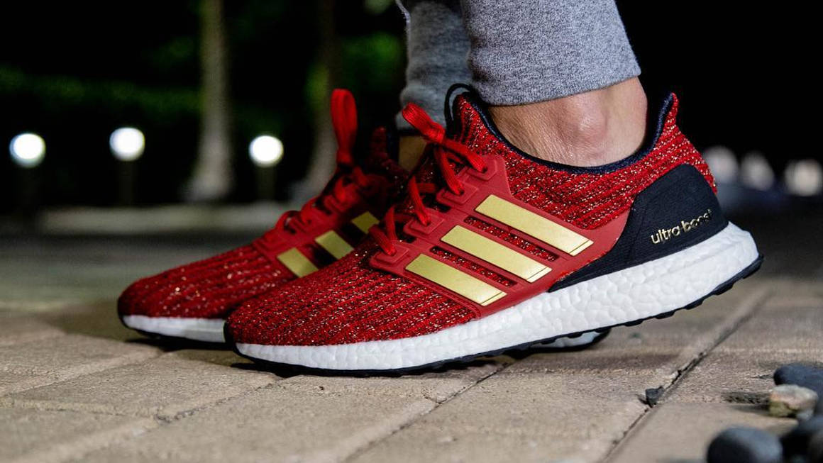Thrones x adidas Ultra Boost 'Lannister