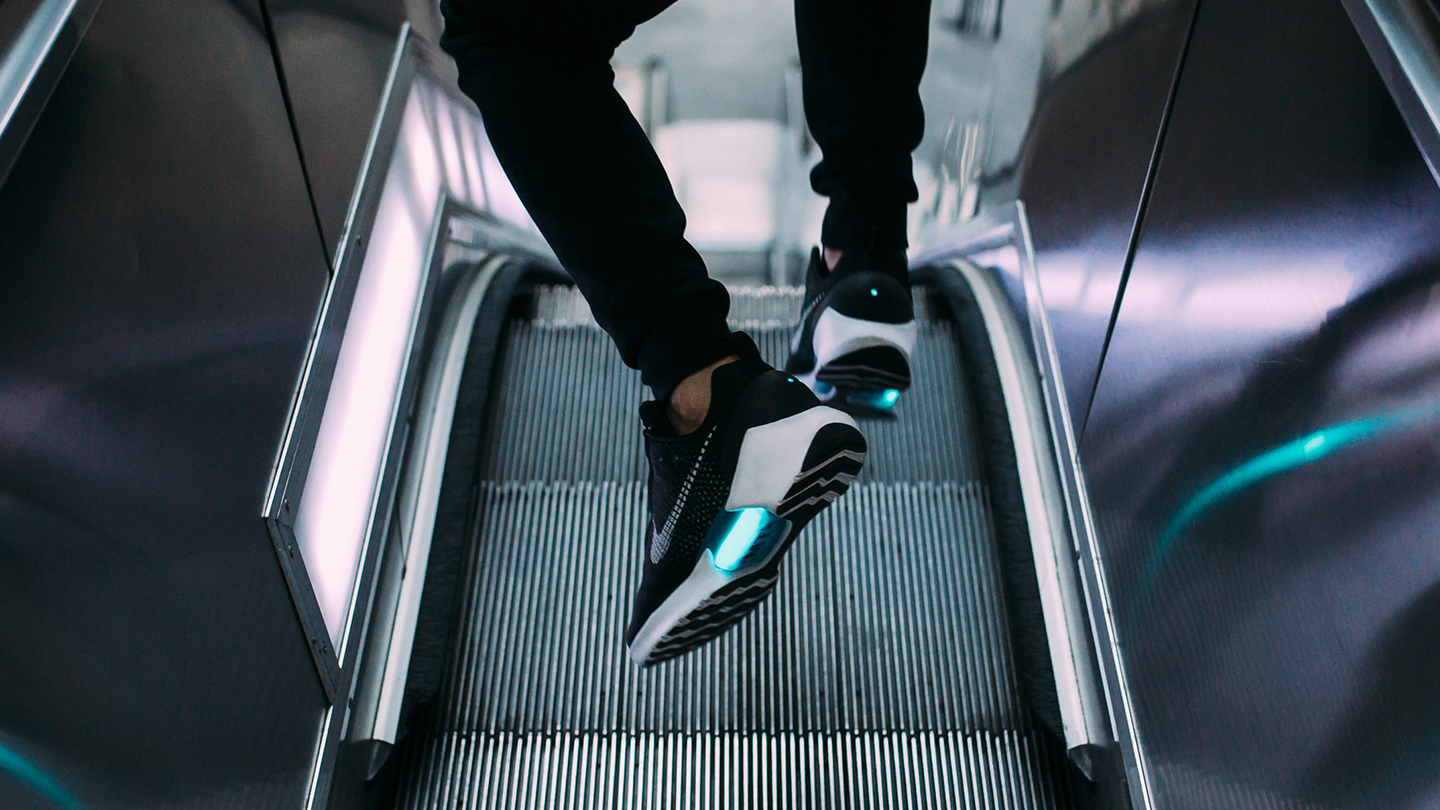cute buy best promo code The Nike HyperAdapt 2.0 Will Be A Basketball Shoe | The Sole Supplier