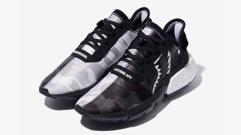 BAPE Neighborhood adidas POD S3.1 NMD TS.1 Release Date