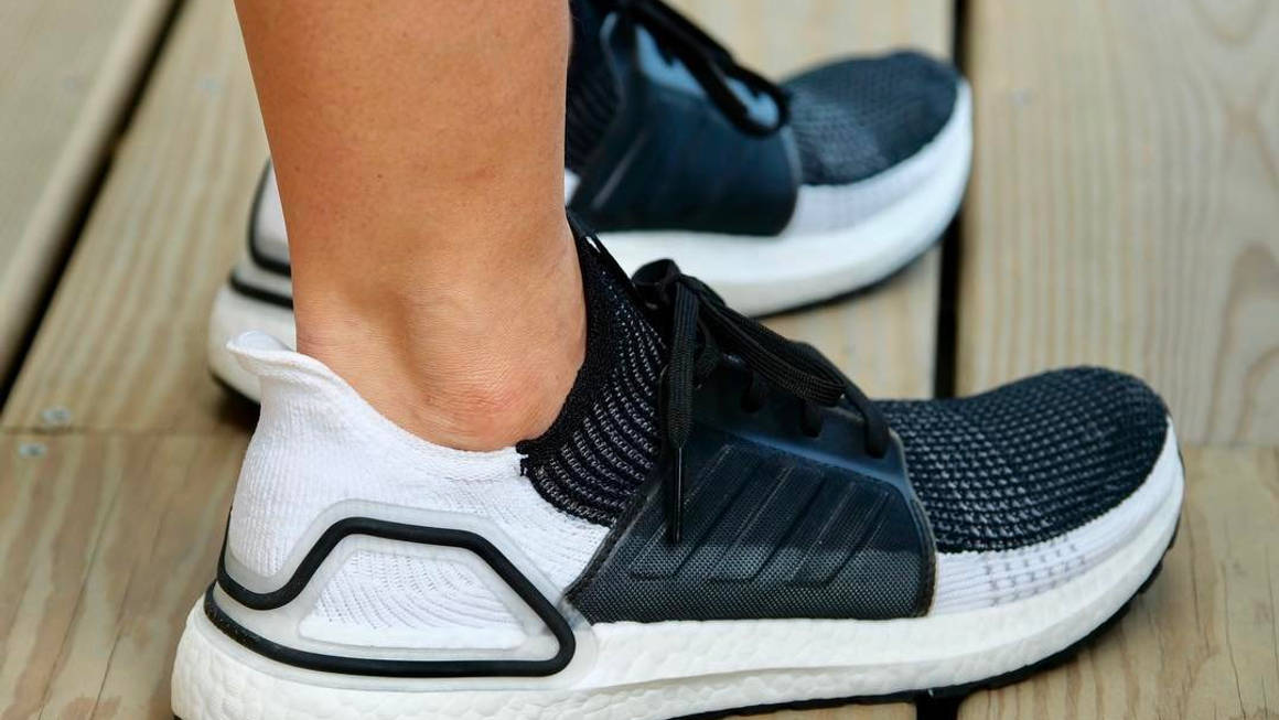 Foot Look At The adidas Ultra Boost