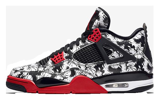 Jordan 4 Tattoo BQ0897-006