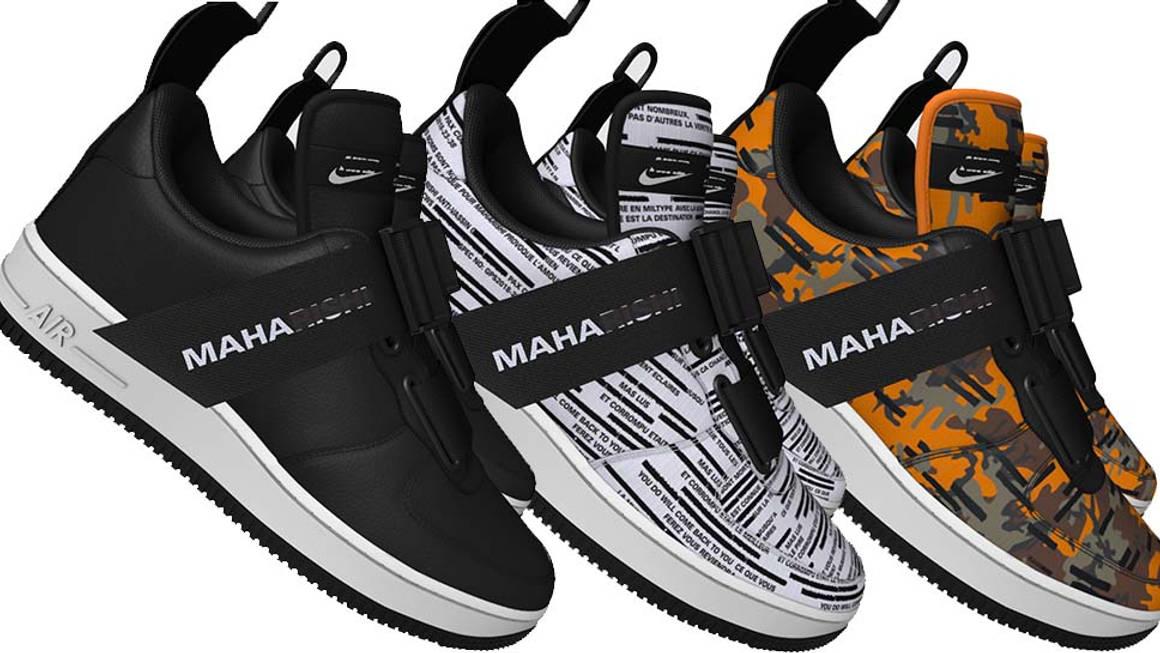 maharishi x Nike Collection With NikeID