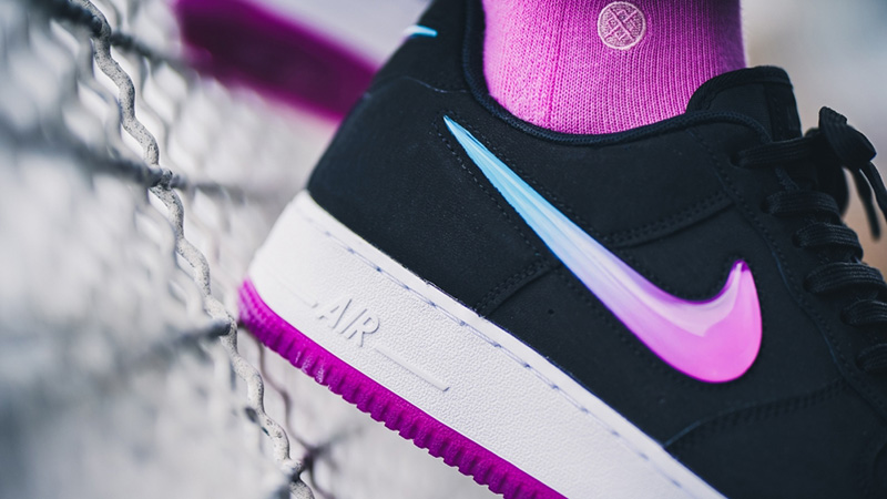 Coming Soon: Nike Air Force 1 Low Premium Active Fuchsia