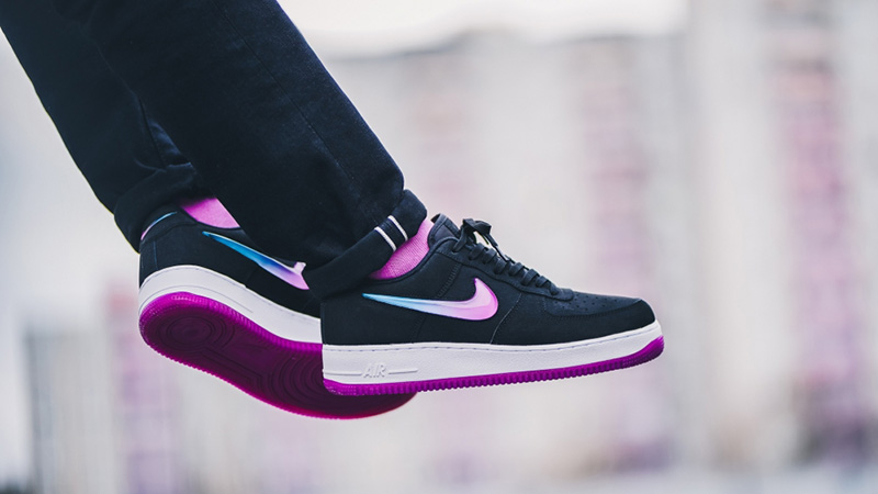 Nike Air Force 1 07 Premium Active Fuchsia | AT4143 001