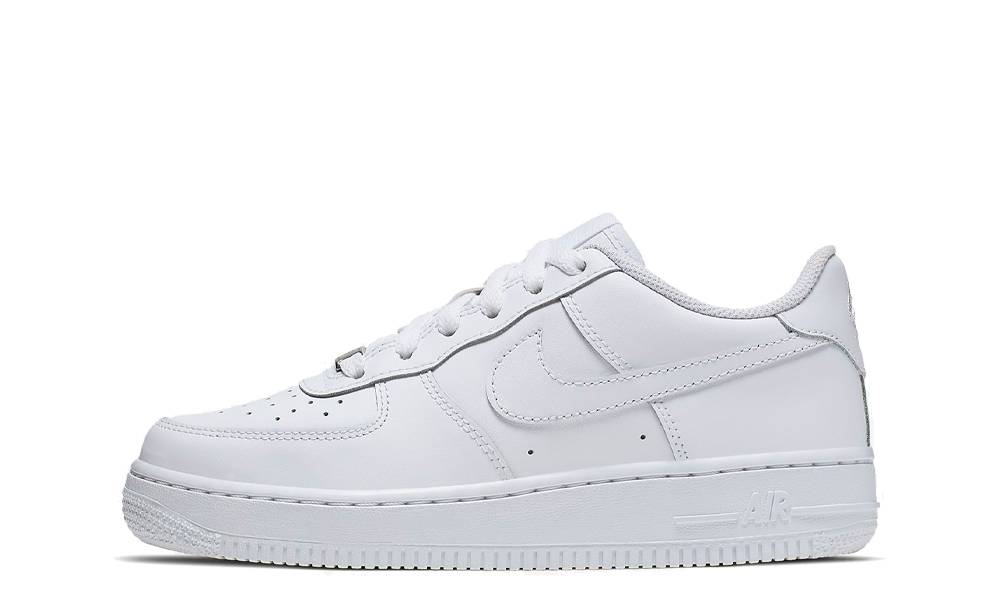 Nike Air Force 1 Low GS White | Where To Buy | DH2920-111 | The ...
