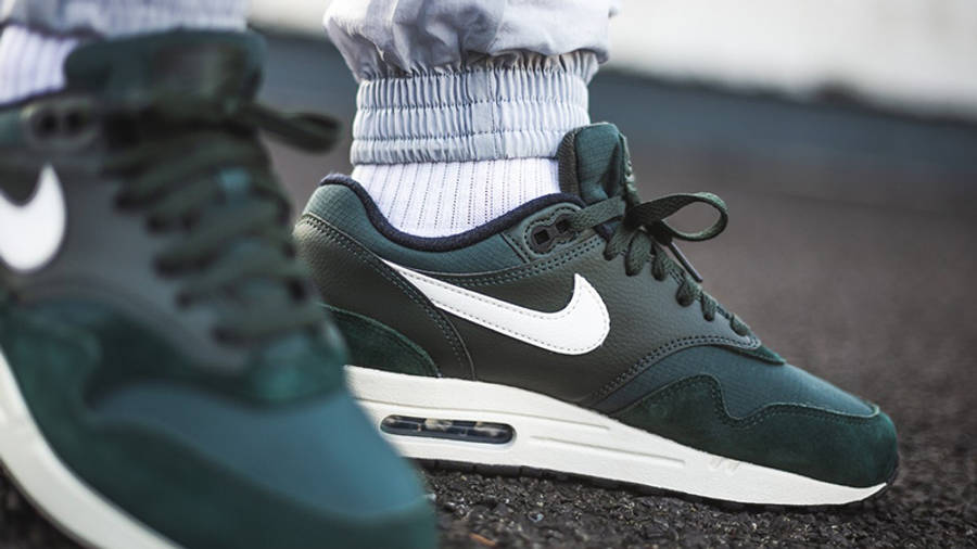 Nike Air Max 1 Outdoor Green | Where To Buy | AH8145-303 | The ...